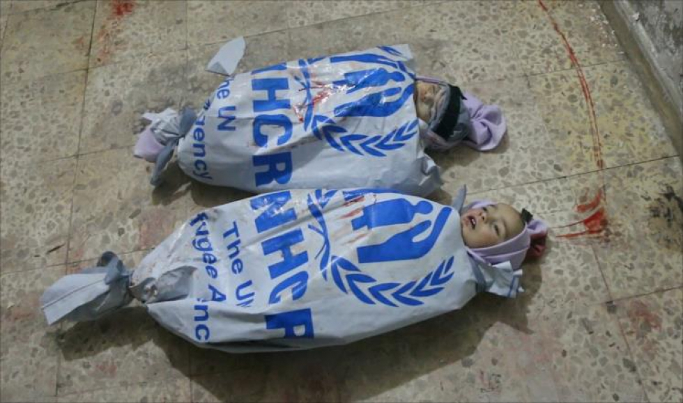 Independent Study Accusing UN of Involvement in Killing & Starvation of Syrian Civilians