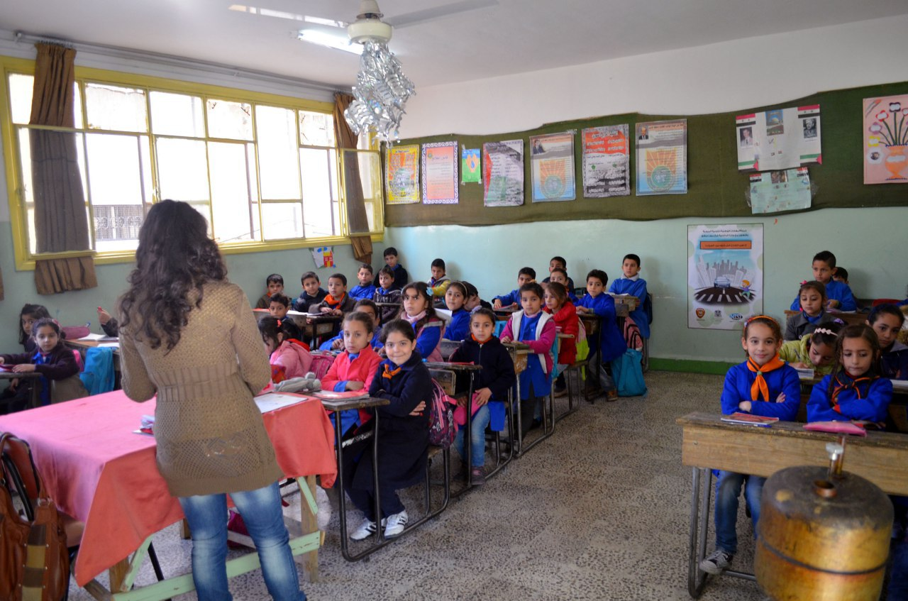Corruption Plagues Educational Institutions in Homs