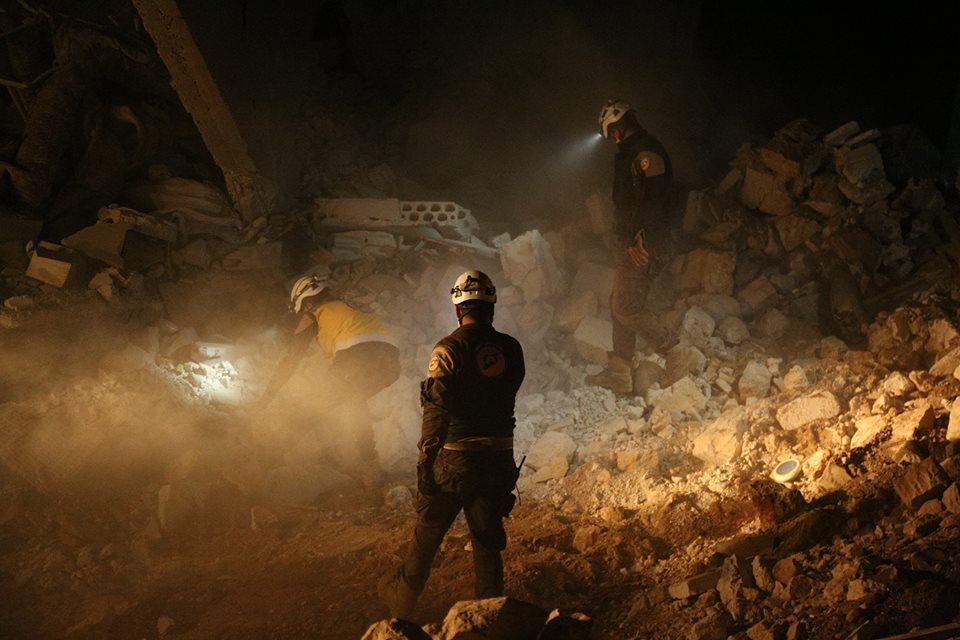 Mine Kills Six People in Rural Idlib